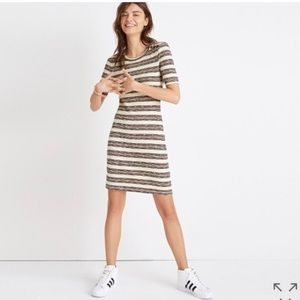 Madewell Strapped Knit Dress